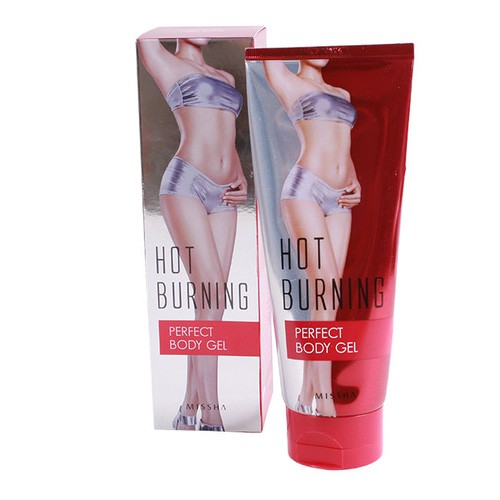 Hot Burning Perfect Body Gel - Kem massage tan mỡ hiệu quả an toàn